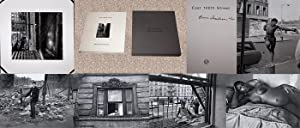 EAST 100TH STREET - Rare Pristine Copy of The Deluxe Slipcased Edition With Original Photographic ...