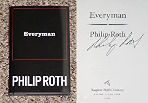 EVERYMAN - Rare Pristine Copy of The First Hardcover Edition/First Printing: Signed by Philip ...