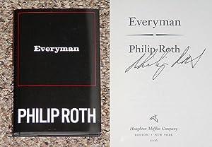EVERYMAN - Rare Pristine Copy of The: Roth, Philip