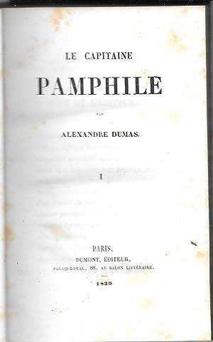 Le Capitaine Pamphile: Dumas, Alexandre