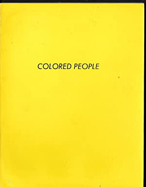 Colored People: Ruscha, Edward