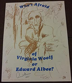 Who's Afraid of Viriginia Woolf or Edward Albee: Albee, Edward