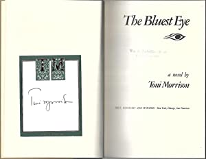 The Bluest Eye: A Novel: Toni Morrison
