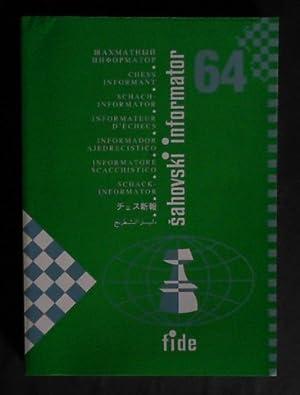Sahovski informator - Chess informant No. 64: Matanovic, Aleksandar (ed.)