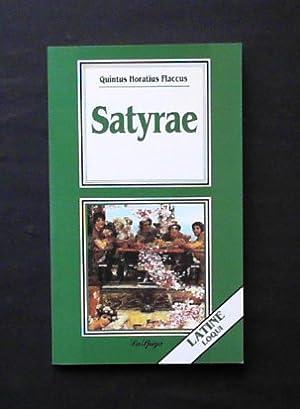 Satyrae: Flaccus, Quintus Horatius