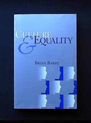 Culture and Equality. An Egalitarian Critique of: Barry, Brian