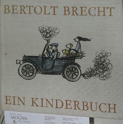 Ein Kinderbuch.: Brecht, Bertolt und