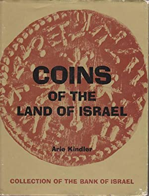 Coins of the Land of Israel. Collection: Kindler, Arie: