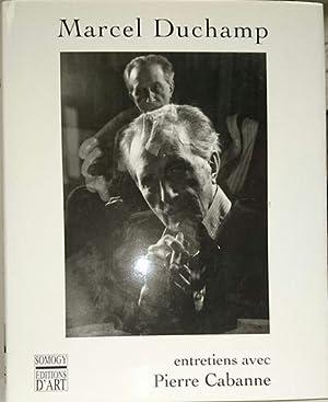 Marcel Duchamp. Entretiens avec Pierre Cabanne.: Cabanne, Pierre: