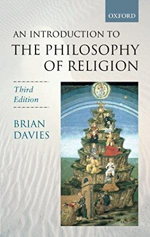 An Introduction to the Philosophy of Religion.: Davies, Brian: