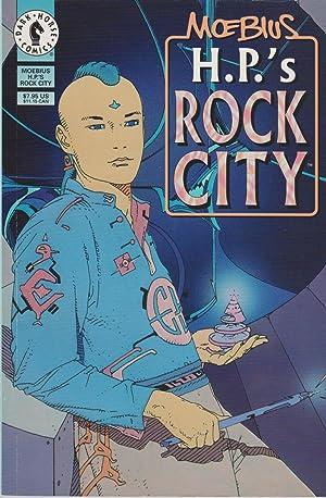 Moebius: H P's Rock City: Giraud, Jean