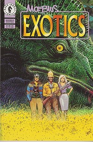"Moebius: Exotics: Giraud, Jean ""Moebius"""