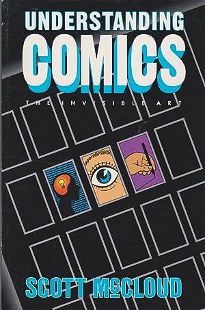 Understanding Comics: McCloud, Scott