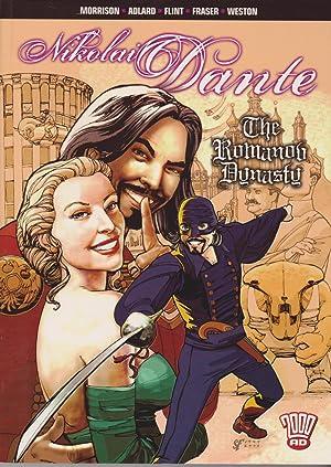 Nikolai Dante - the Romanov Dynasty: Morrison, Robbie