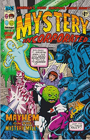 1963 : Book One - Mystery Incorporated: Moore, Alan