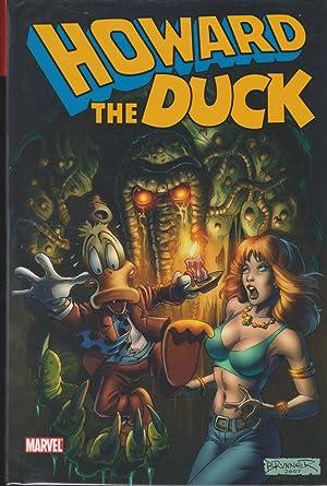 Howard The Duck Omnibus HC: Gerber, Steve