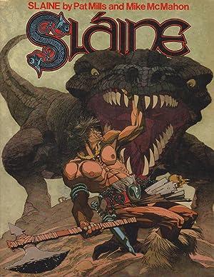 Slaine Book One: Mills, Pat