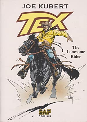 TEX : The Lonesome Rider: Nizzi, Claudio