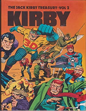 The Jack Kirby Treasury, Volume Two: 1948-1960: Theakston, Greg