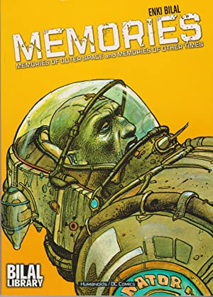 Memories: Memories of Outer Space and Memories of Other Times (Bilal Library): Bilal, Enki