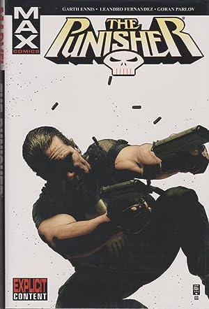 The Punisher MAX, Volume 3: Garth Ennis
