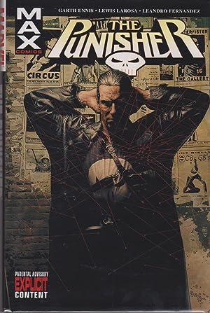 The Punisher MAX, Volume 1: Garth Ennis