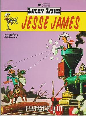 Jesse James (Lucky Luke Series): De Bevere, Maurice
