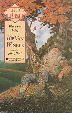 Rip Van Winkle (Classics Illustrated): Washington Irving