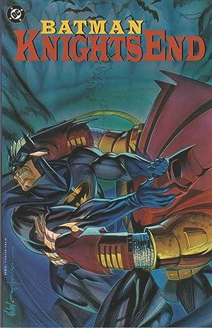 Batman: Knightfall, Part Three: KnightsEnd: Alan Grant; Chuck