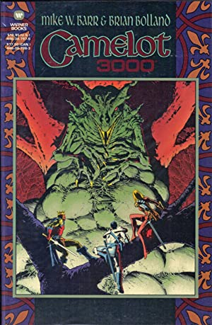 Camelot 3000: Barr, Mike ,