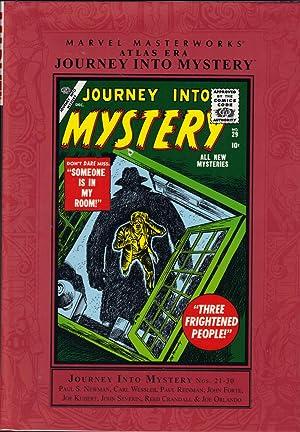 Atlas Era Journey into Mystery - 3 (Nos. 21-30): Newman, Paul S., Carl Wessler, Paul Reinman, John ...