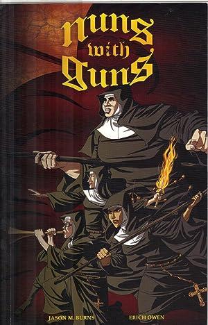 Nuns Without Guns: Burns, Jason