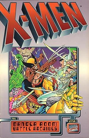 X-Men: Danger Room Battles Archives: Stern, Roger -