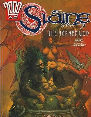 Slaine : The Horned God - the Complete Story: Mills, Pat