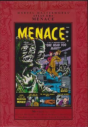 Marvel Masterworks Atlas Era Menace 1: Lee, Stan
