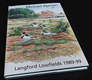 Langford Lowfields 1989-99. SIGNED.: Michael Warren