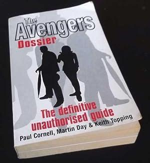 The Avengers Dossier: Paul Cornell