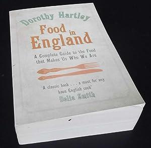 Food In England: Dorothy Hartley