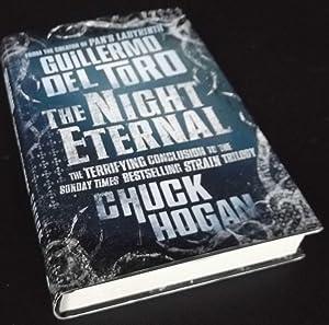 The Night Eternal: Guillermo del Toro