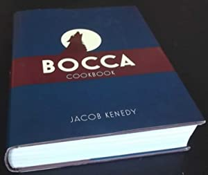 Bocca: Cookbook SIGNED