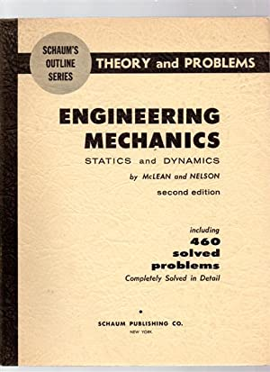 Schaum's Outline of Theory and Problems of: W G McLean