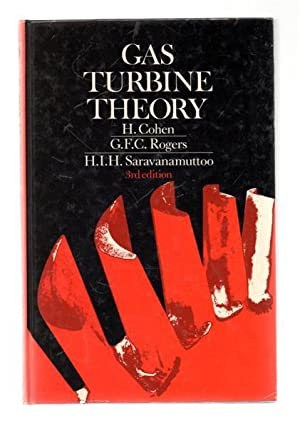 Gas Turbine Theory: Third Edition.