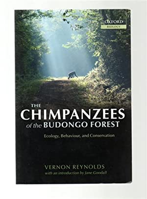 The Chimpanzees of the Budongo Forest: Ecology, Behaviour, and Conservation.