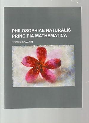 Philosophiae Naturalis Principia Mathematica: Isaac Newton.