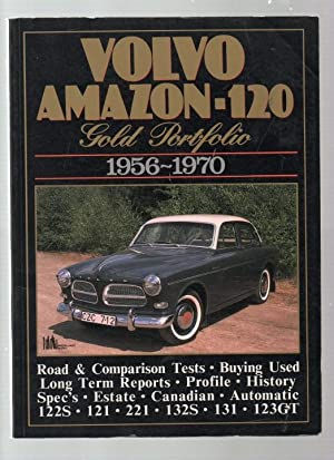 Volvo Amazon 120 Gold Portfolio 1956-70
