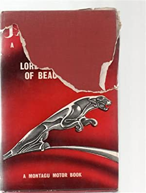 Jaguar: A Biography.: Lord Montagu of Beaulieu.