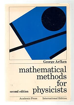 Mathematical Methods for Physicists.