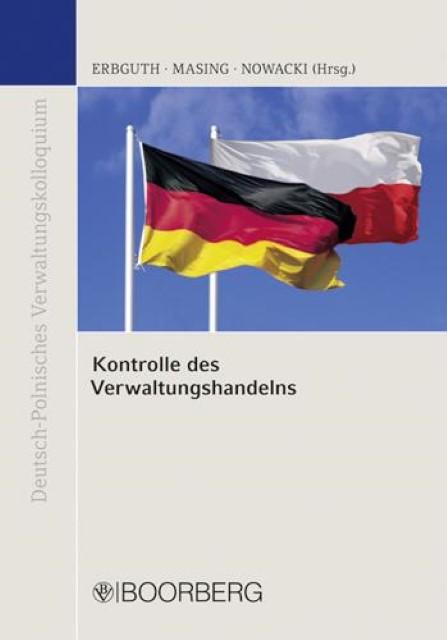 Kontrolle des Verwaltungshandelns - Erbguth, Wilfried|Masing, Johannes|Nowacki, Konrad