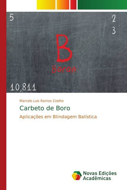 Carbeto de Boro - Ramos Coelho, Marcelo Luis