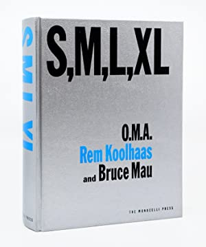 S, M, L, XL (Small, Medium, Large,: Koolhaas, Rem|Mau, Bruce